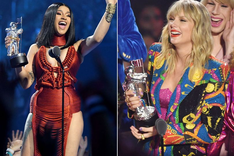Winners from the MTV VMAs 2019 as Taylor Swift and Cardi B lead the way. PHOTO: File