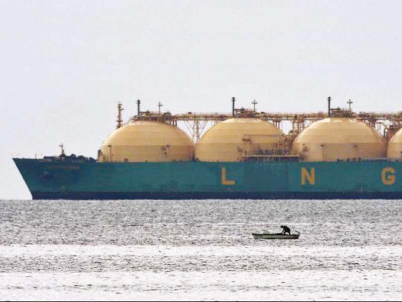 Commercial contract to be signed with Qatar Gas 2. PHOTO: REUTERS