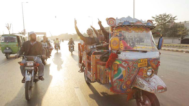 Lahore is the first artistic response in line with the concerns of the city's dwellers. PHOTO: PUBLICITY