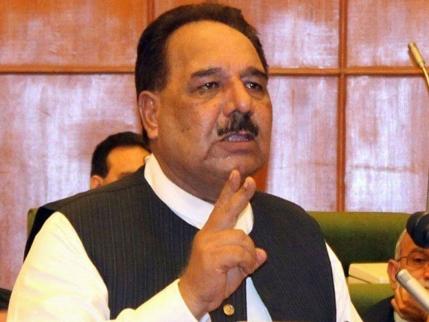 AJK Prime Minister Chaudhry Abdul Majeed. PHOTO: AFP
