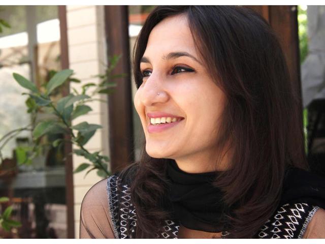 The Express Tribune photojournalist Huma Choudhary. PHOTO: FACEBOOK