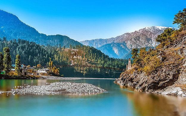 Neelam Valley, Azad Kashmir PHOTO: Mazhar Nazir
