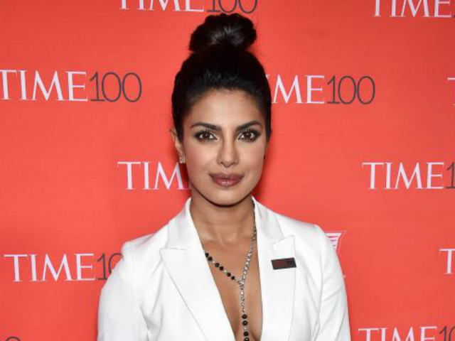 """""""Generalising a type of people is really primitive,"""" said the 'Quantico' star. PHOTO: TIME"""