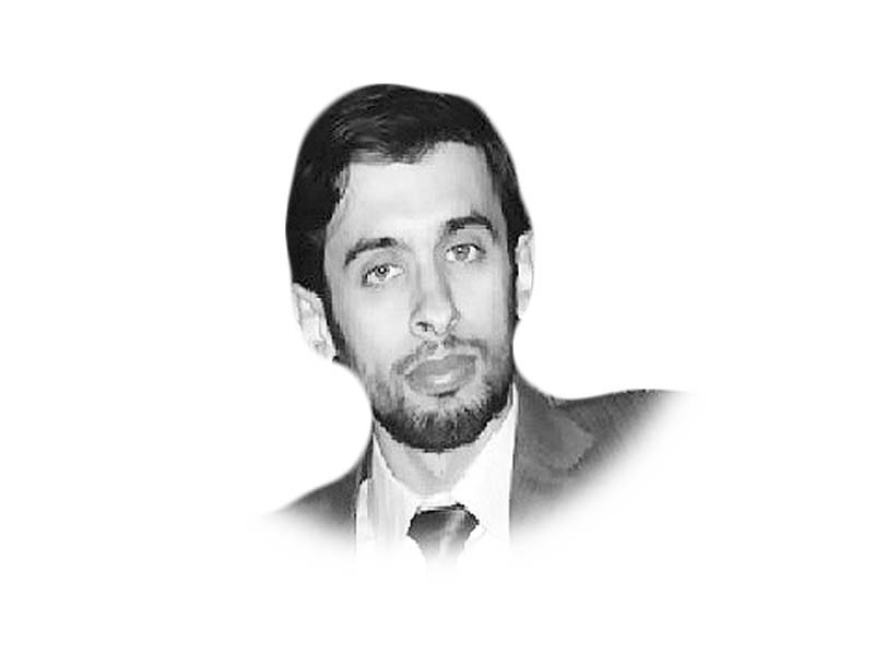 The writer is pursuing a PhD in Computer Vision from NUST and is an assistant professor at Bahria University. He tweets @1Umair7