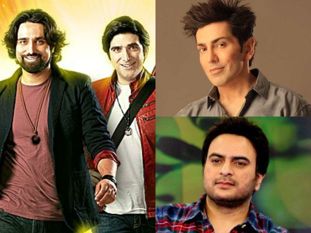 'Coke Studio 9' lineup includes host of industry heavyweights, both old and new. PHOTO: FILE