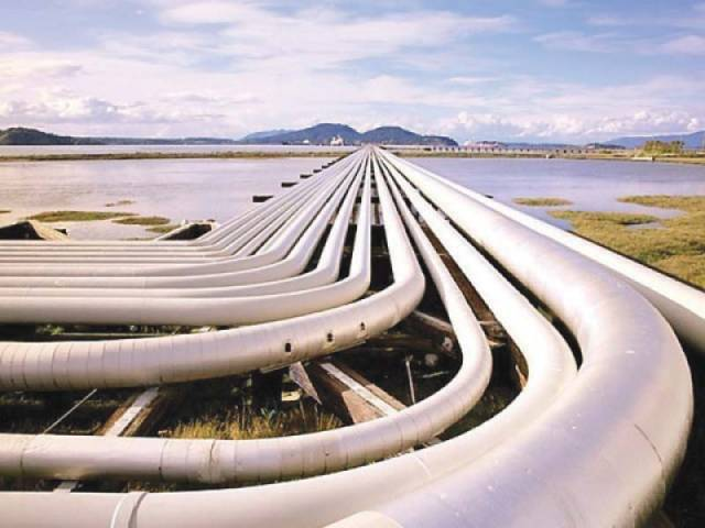 The pipeline will be laid on build, operate and transfer basis. The Russian company will hand it over to Pakistan after 25 years. PHOTO: FILE
