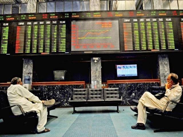 Benchmark  KSE-100 index  rises 85.96 points
