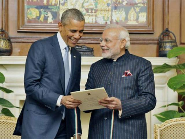 The US military has made clear it wants to do more with India, especially in countering China. PHOTO: REUTERS