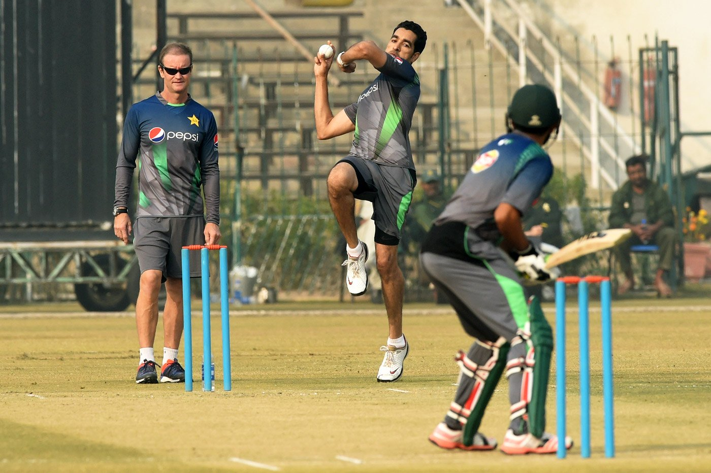 Possible comebacks for Rahat, Sohail, Latif for West Indies series. PHOTO: AFP