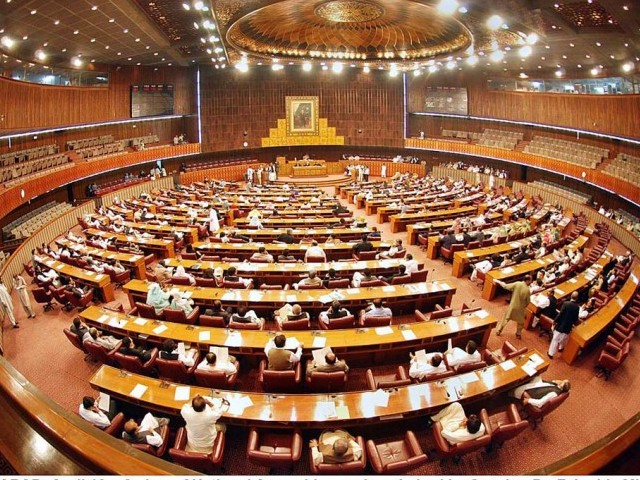 FBR was granted FWO tax exemption for an indefinite period in 2015: AGP PHOTO: APP