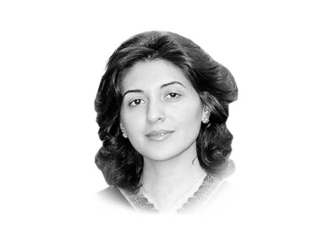 The writer is a London-based lawyer who tweets  @ayeshaijazkhan