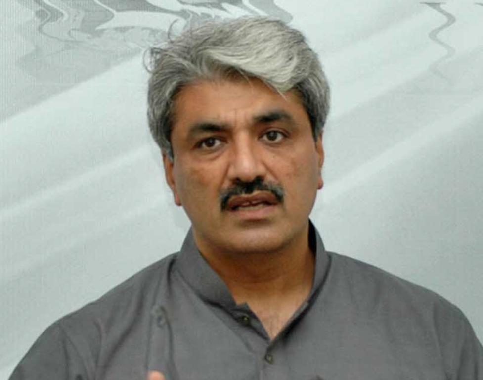 Strict action will be taken against negligent staff, says Khawaja Salman. PHOTO: WASEEM NIAZ