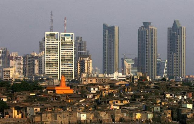 Urbanisation induces knowledge diffusion and economies of scale in production. PHOTO: REUTERS