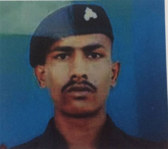 ISPR says as a gesture of goodwill, the soldier has been convinced to return to India. PHOTO: ISPR