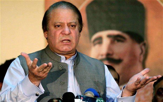 Prime Minister Nawaz Sharif. PHOTO: REUTERS