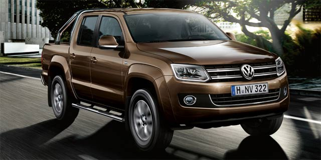 German giant will introduce Amarok and T6 on back of CPEC-related demand. PHOTO COURTESY: VWVORTEX