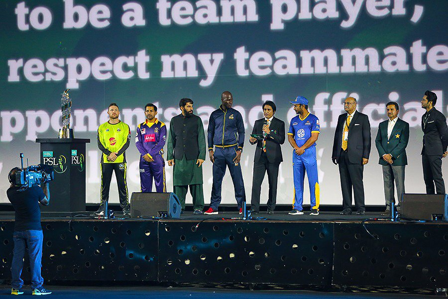 Meeting between PSL chairman and franchise owners will be held on Monday to decide the final venue. PHOTO COURTESY: PSL