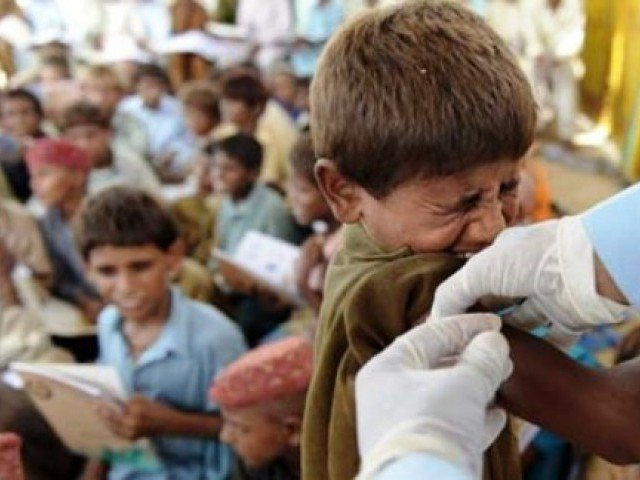 Between five and eight per cent of the total population is infected by the disease. PHOTO: AFP