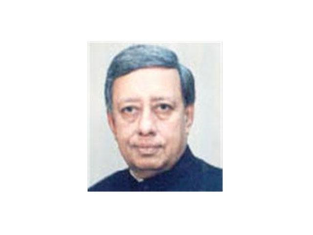 Former CJP Sajjad Ali Shah. PHOTO: FILE