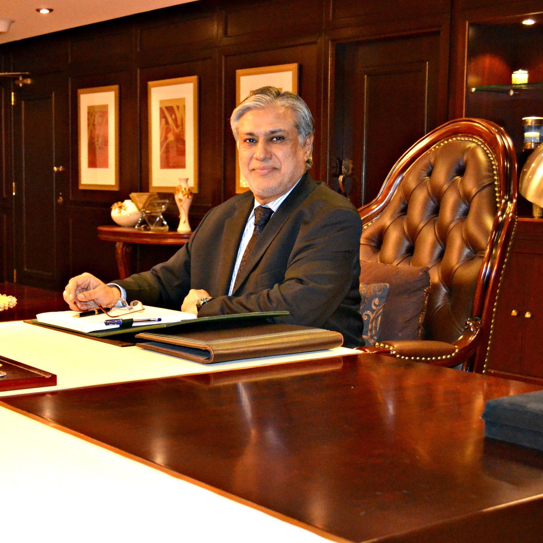 Finance Minister Ishaq Dar. PHOTO: FILE