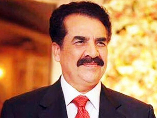 Former army chief General (retd) Raheel Sharif. PHOTO: AFP