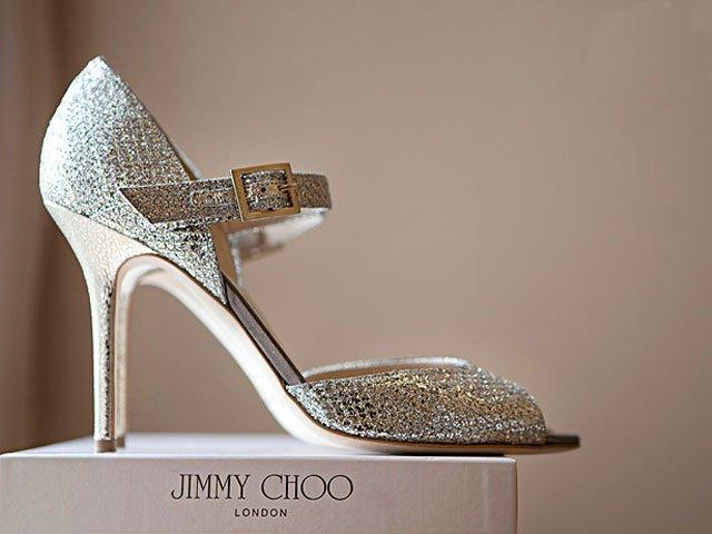 Luxury shoe brand Jimmy Choo puts
