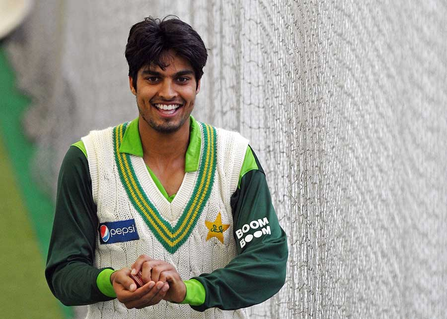 Umar Amin says he has learned to play with a free mind. PHOTO: AFP