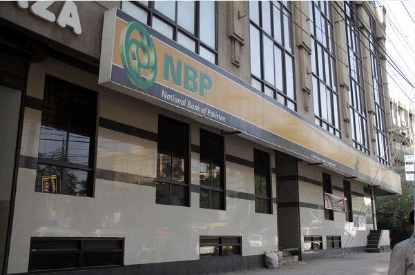 National Bank of Pakistan. PHOTO: NBP