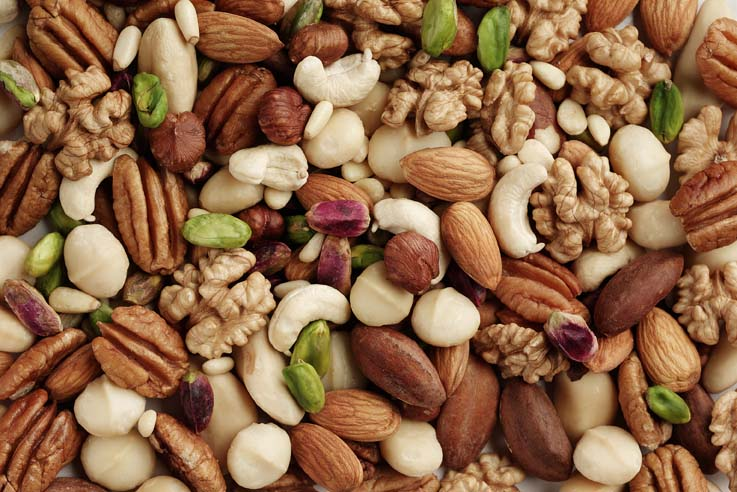 Certain Nuts May Help Ward Off Return Of Colon Cancer Study The Express Tribune