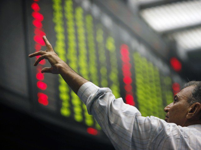 MSCI-inspired rally and increasing oil prices take benchmark-100 share index beyond 51,350. PHOTO: FILE