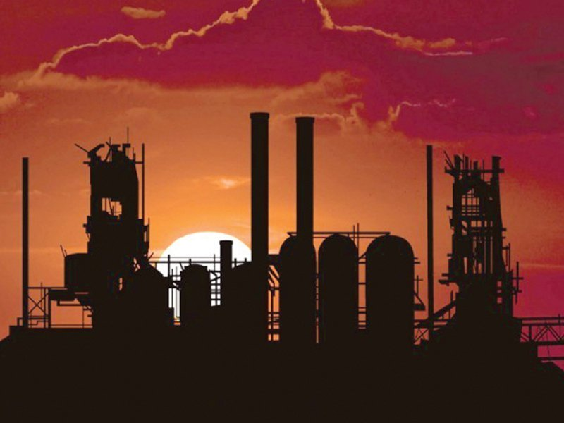 The Pak-EPA conducts surveys of the industrial area in ICT from time to time. PHOTO: EXPRESS