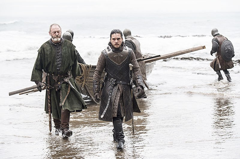 Still from episode 3 of Game of Thrones season 7. PHOTO COURTESY: HBO