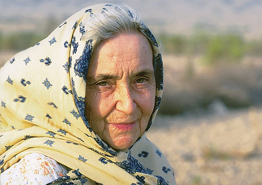 87-year-old nun from Germany cured Pakistan of leprosy.