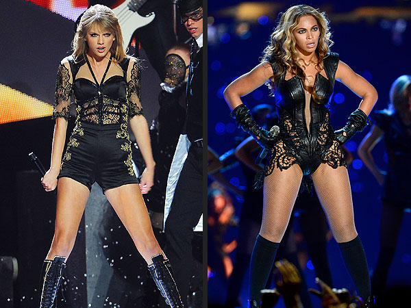 Taylor Swift Just Might Have Ripped Off Beyonce S Revenge Album The Express Tribune