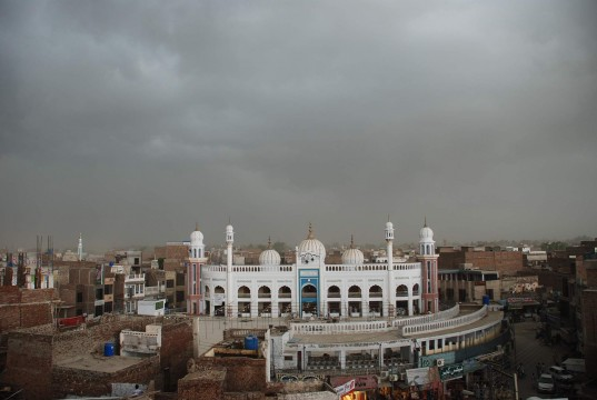Sargodha city. PHOTO: EXPRESS