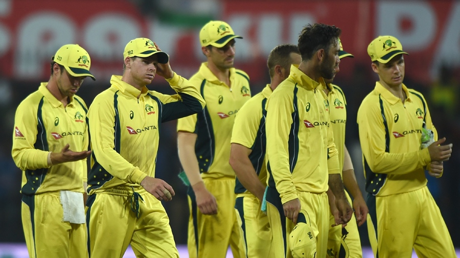 Letting it slip: Smith lamented the way his side let yet another strong start get away from them. PHOTO: AFP