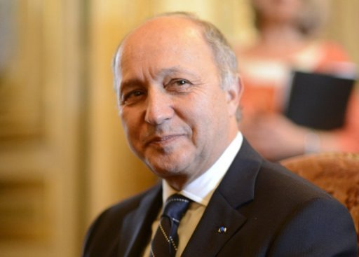 France Foreign Minister  PHOTO: AFP/ FILE