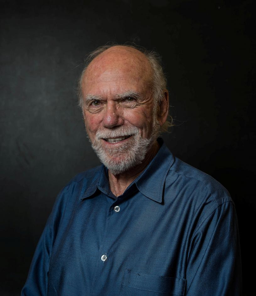 California Institute of Technology (Caltech) physicist Barry Barish, who shares the 2017 Nobel Prize for Physics with Caltech's Kip S Thorne and MIT's Rainer Weiss, poses in an undated photo. PHOTO: REUTERS