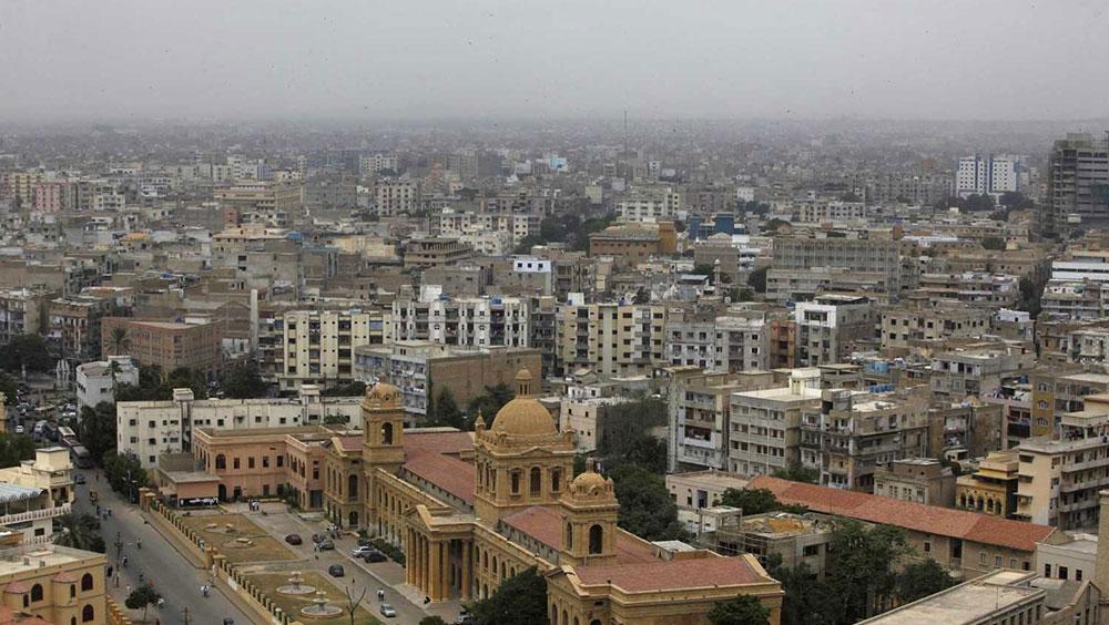 Karachi skyline. PHOTO: REUTERS