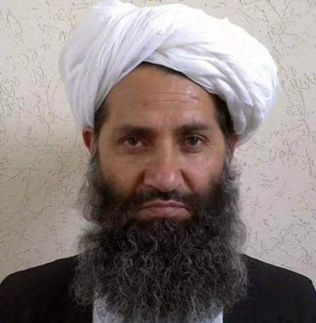 Taliban leader Mullah Haibatullah Akhundzada is seen in an undated photograph, posted on a Taliban twitter feed on May 25, 2016, and identified separately by several Taliban officials. PHOTO: REUTERS