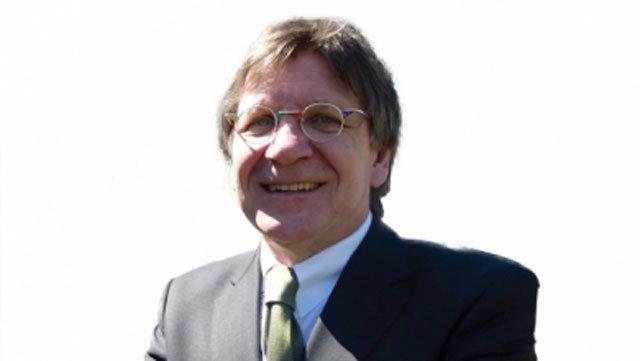 Bernd Hildenbrand. PHOTO: PIA