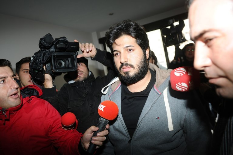 Reza Zarrab, a Turkish gold trader who has been charged in Manhattan with conspiring to violate the United States sanctions on Iran, may have decided to plead guilty. PHOTO: AFP