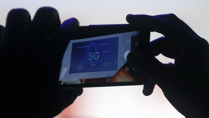 Report says complementary demand for high-end cellphones will also increase. PHOTO: REUTERS