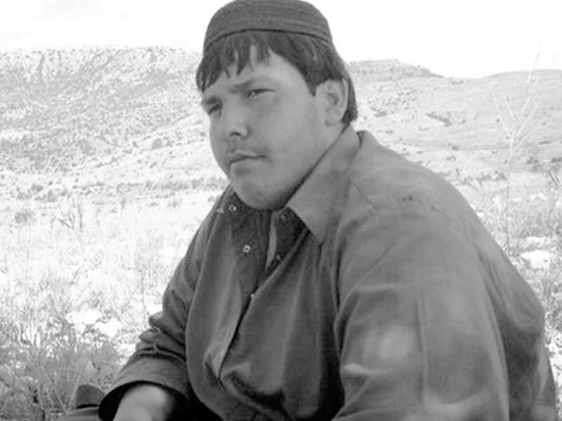 Aitzaz Hassan of Hangu. PHOTO: FILE