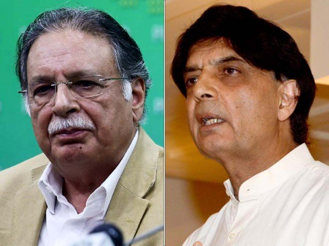 Reacting to the remarks, Nisar says the report should be made public so the culprit is exposed before everyone. PHOTO: FILE