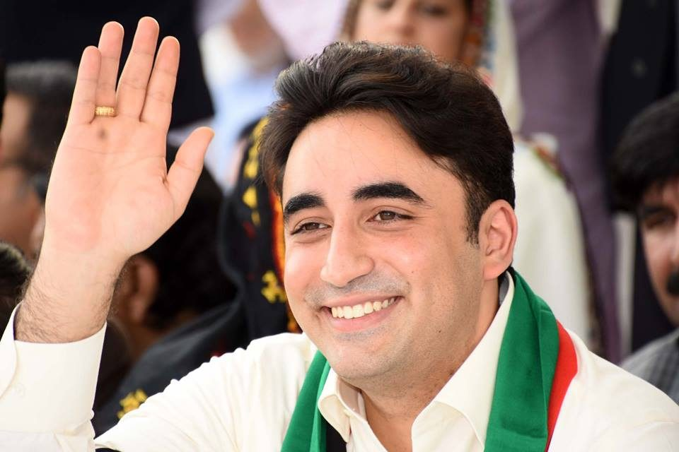 Pakistan Peoples Party Chairperson Bilawal Bhutto Zardari: PHOTO: APP/FILE