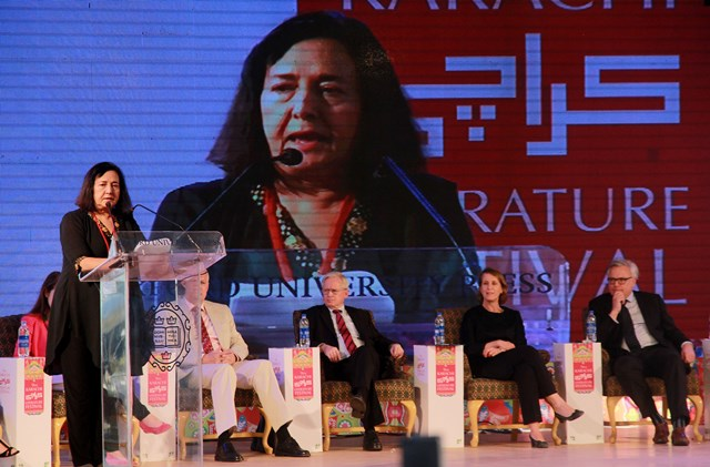 The KLF features four literary awards as well as video and excellence awards. PHOTO: ATHAR KHAN/EXPRESS
