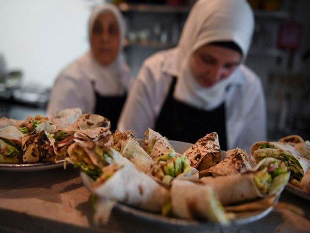 Woman files divorce over shawarma. PHOTO: AFP / FILE