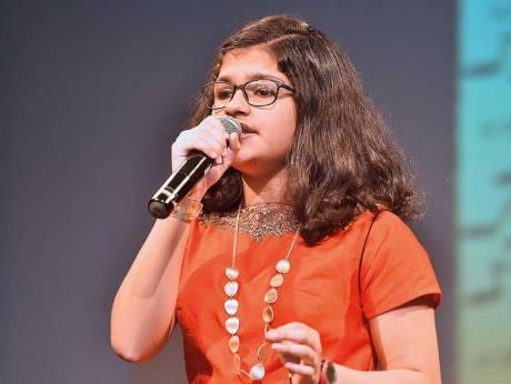 Suchetha Satish. PHOTO COURTESY: THE GULF