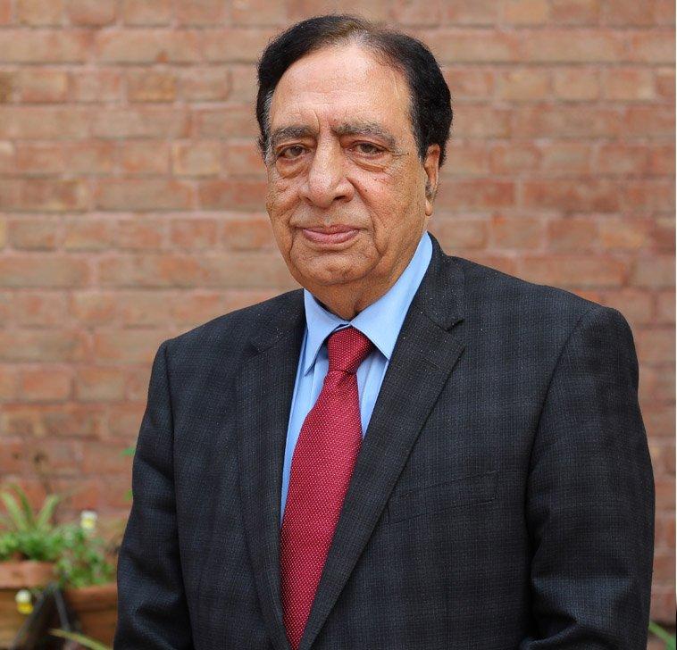 Attaul Haq Qasmi, former PTV chairperson
